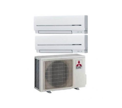 Сплит-система Mitsubishi Electric MXZ-2D33VA - MSZ-SF25VE*2